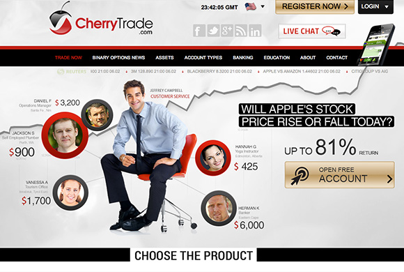 cherrytrade broker